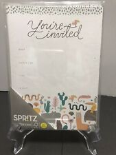 Invitations - You're Invited -  By Spritz 20 Count Good For Any Occasion
