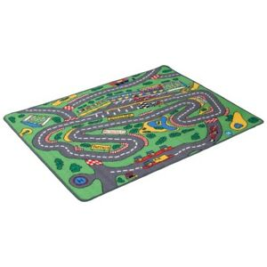 NEW Playzone - Formula 1 Play Mat 133 X 100Cm from Mr Toys