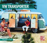 VW Transporter T1 Schrader Typen Motor Chronik Wohnmobile Campingbus Bulli Buch