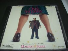 CD - ONLY THE LONELY - MAURICE JARRE - VARESE - 1ST EDITION - 1993