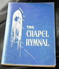 "CGT FRENCH LINE SS ""FRANCE"" The Chapel Hymnal Book"