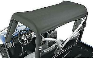 VDP UTV Black Solid Roof Cap for Arctic Cat Prowler 650 2004-2012 Solid 9015
