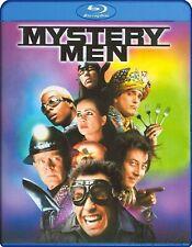 Mystery Men [Blu-ray] Ben Stiller William H. Macy Kinka Usher discs : 1 New