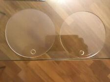 n. 1 Bmw R 80 100 g/s gs Motometer Tachometer Speedometer Glass Lens