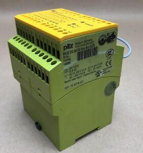 PILZ PNOZ-X10-24VDC-6N/O-4N/C-3LED.24VDC,5.5W