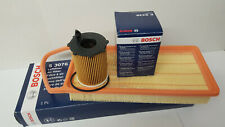 Ford Fiesta 1.4 TDCi HDi  Diesel Bosch Oil Air Filter 2001-08 Service Kit