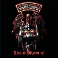MOTÖRHEAD - LIVE AT BRIXTON '87  CD 12 TRACKS HARD ROCK/HEAVY METAL CONCERT NEW+