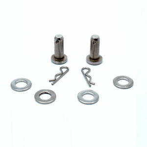 Toyota MR2 MK3 1.8 W30 (99-07) 2x Stainless Handbrake Cable Clevis Pins SBC602