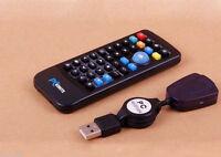 1*Home Theater USB IR Remote Controller+Mouse Joystick Set For Raspberry Pi XBMC