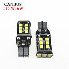 W16W 921 912 T15 Reverse LED Light Bulb Third HIGH Brake Light