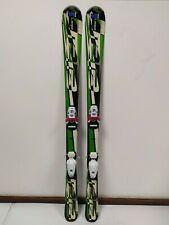 Elan Exar Pro 130 cm Ski + BRAND NEW Rossignol 4.5 Bindings