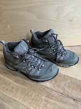 MERRELL Women's Tuskora M10 WTPF Olive Walking/ Hiking Boots UK5/ EU38 J09D559