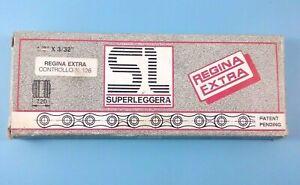 Regina Extra Superleggera / SL vintage bicycle chain, NOS in packaging