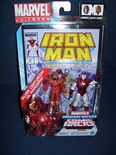 Marvel Universe Greatest Battles Silver Centurion vs Mandarin Hasbro NIB