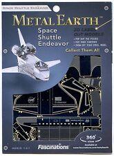 Metal Earth SPACE SHUTTLE ENDEAVOUR 3D Puzzle Micro Puzzle