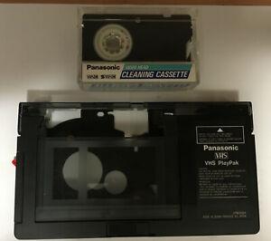 Panasonic VHS Playpak