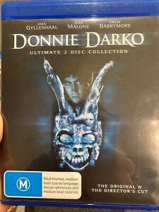 Donnie Darko - The Original And The Director's Cut BLU RAY (2 discs) 2001 movie