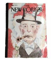 """THE NEW YORKER MAGAZINE March 2, 2020 """"All That Money Can Buy"""" ISSUE NEW XCVI 2"""