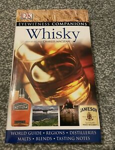 Whisky World Guide book