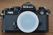 Nikon FM2 N. Black.