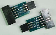 AVR ISP 10 a 6 pines USBASP Atmel STK500