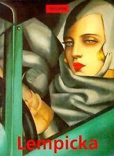 Basic Art Ser.: De Lempicka by Gilles Neret (1993, Softcover) no