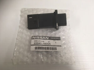 Nissan Infiniti 22680-7S00A Mass Air Flow Sensor Fits Many Models Genuine OEM