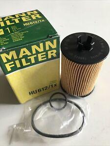 Mann Oil Filter HU612/1x