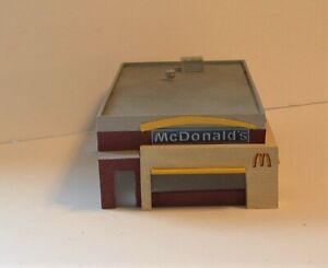 HO    McDonalds  Restaurant     HO