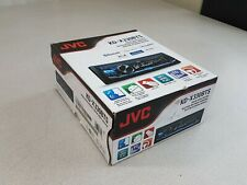 JVC KD-X330BTS Car Stereo Digital Media Receiver Unit