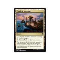 MTG Magic : Playset (4x) Citadelle maritime Commander 2016 VF