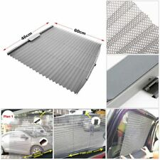 1x Car SUV Side Window Sunshade Cover Retractable Sun Shade Shadow UV-Protector