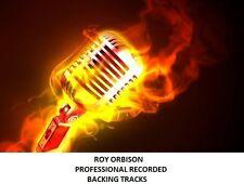 Roy Orbison professionale registrato tracce di supporto