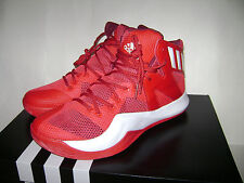 8ebdbb50d NIB ADIDAS Crazy Bounce Men Basketball Shoes Sneakers size 14.5 Red White  B72768