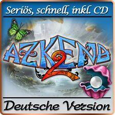 Azkend 2 Deluxe - Das Höhlenreich unter dem Meer - Windows XP / VISTA / 7 / 8