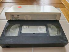 Brian McKnight Rare 1993 Electronic Press Kit EPK VHS Video Boyz II Men
