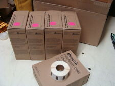 50 rolls * Avery Monarch Pathfinder Ultra * Pink Label 75028199 for 6057 6039