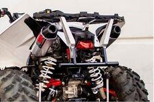 Big Gun EXO Dual Full Exhaust Pipe Polaris Scrambler XP 1000 2014-2016