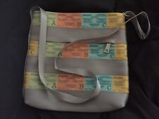 Disney D23 Expo 2015 Harveys Streamline Messenger Disneyland Ticket Seatbelt Bag
