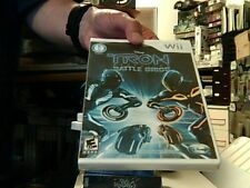 TRON: Evolution - Battle Grids - Nintendo Wii,2006, new/sealed, see pics