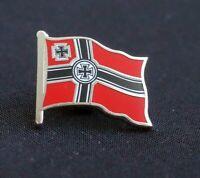 WW2 GERMAN FLAG  BADGE EAGLE IRON CROSS
