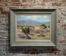 Vardon Going -Blossoms without End in Palm Springs-California Oil painting