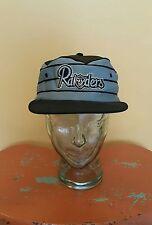 Vintage Raiders NFL Official Snapback Hat Rare