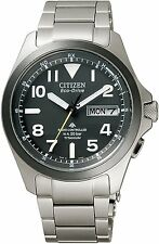 Citizen Promaster Land PMD56-2952 Eco-Drive Titanium Men's Watch New in Box