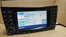Radio DVD CD/Mp3 Navi Navigation  Mercedes Benz W211 E Klasse APS BE 7039 Becker