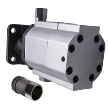 1x New 13 Gpm Hydraulic Log Splitter Pump 2 Stage Highlow Gear Pump Logsplitter