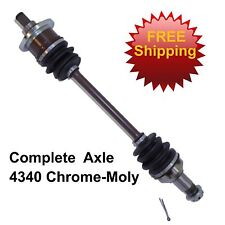 ARCTIC CAT 2014  WILDCAT TRAIL 700 TRAIL XT  FRONT LEFT RIGHT COMPLETE CV AXLE