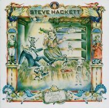 CD de musique progressifs Steve Hackett sans compilation