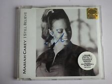 More details for mariah carey i still believe cd hand signed