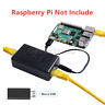 Gigabit USB-C PoE Splitter 48V to 5V power supply for Raspberry Pi 4